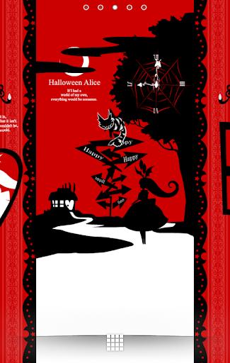 玩個人化App|影の国のアリス [チェシャ猫]免費|APP試玩