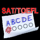 SAT/TOEFL