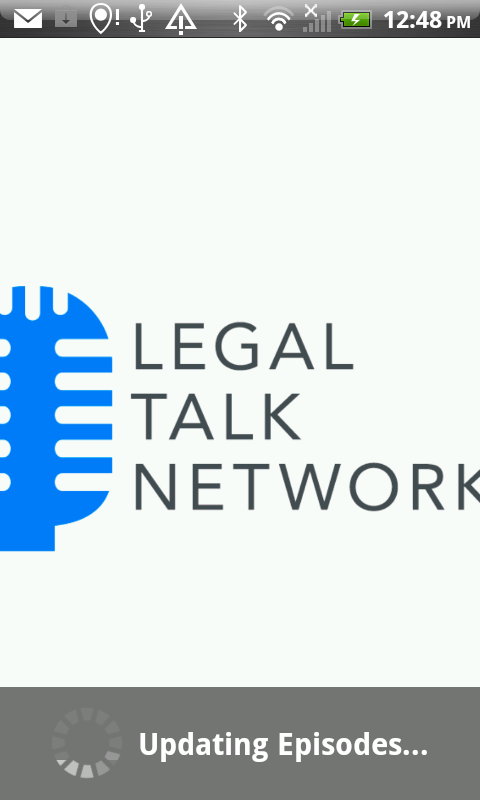 Legal Talk Network- screenshot
