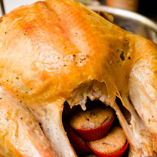A Cupcake Lover'S Thanksgiving Turkey Should Be Stuffed with Cupcakes Recipe