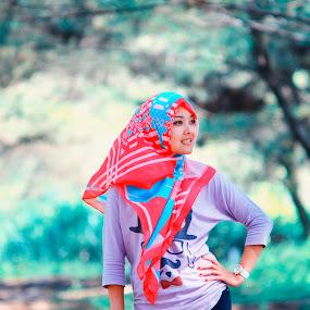by Danang Kusumawardana - People Portraits of Women
