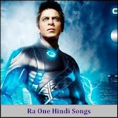 Ra One Hindi Songs