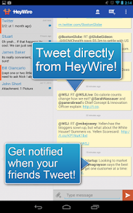 GoHeyWire Text FREE Texting- screenshot thumbnail