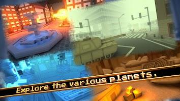 Screenshot of Pixel GunCraft 3D Zombie FPS