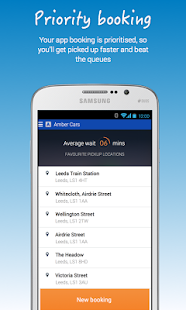 Amber Cars Leeds - screenshot thumbnail