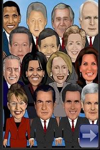 PuppetPresident FREE - screenshot thumbnail