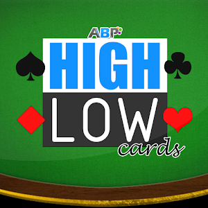 high or low drinking card games