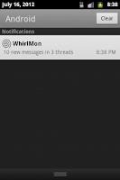 Screenshot of WhirlMon