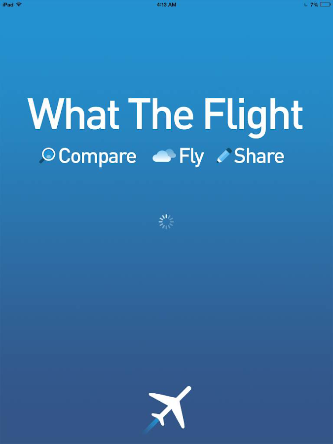 What The Flight- screenshot
