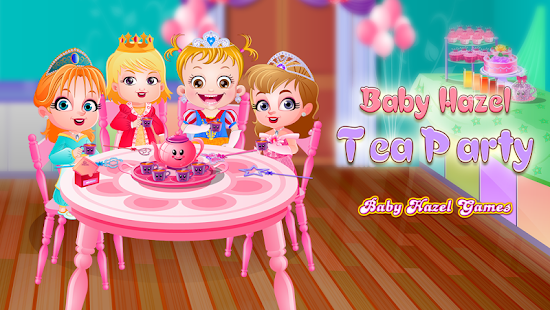 Baby Hazel Party Games- screenshot thumbnail
