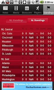 Cincinnati.Com Reds Baseball - screenshot thumbnail