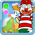 Bubble Clown Saga icon