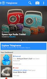 Thingiverse Screenshot 1