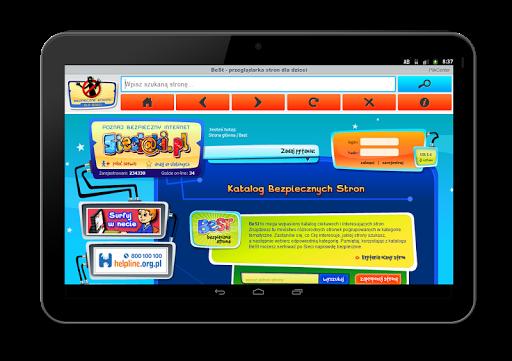 BeSt - przeglądarka na tablet