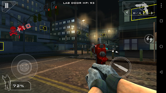 Green Force: Zombies Pro- screenshot thumbnail