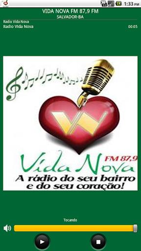 RÁDIO VIDA NOVA FM 87 9 FM