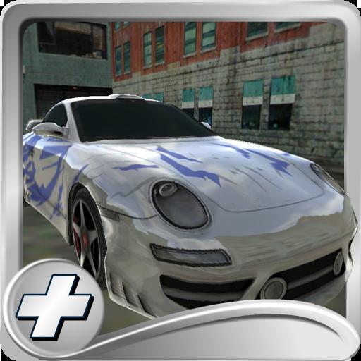 賽車遊戲App|近代的な公園にまた車2014 LOGO-3C達人阿輝的APP