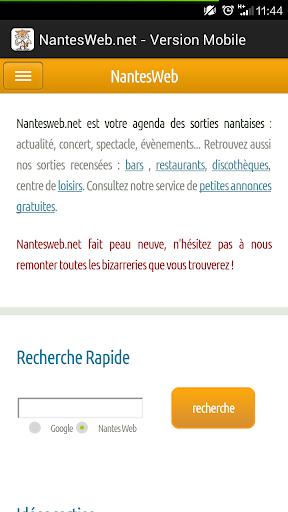 NantesWeb - Sortir à Nantes