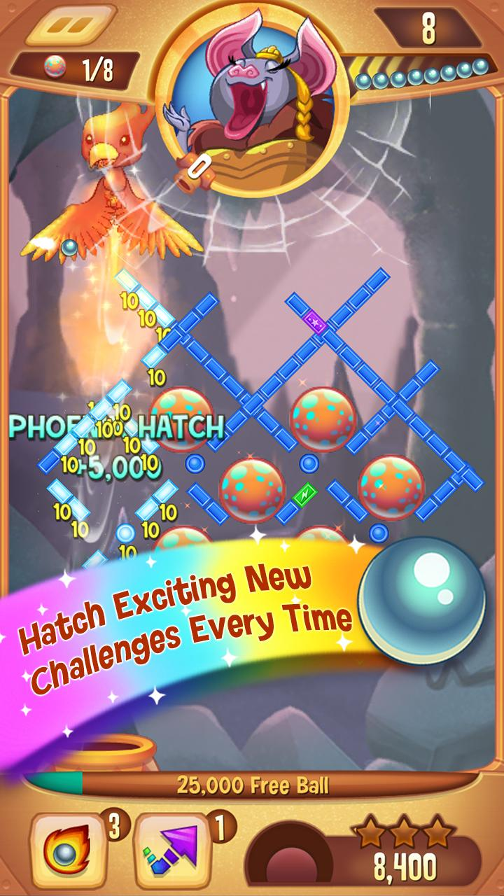 Peggle Blast screenshot #6