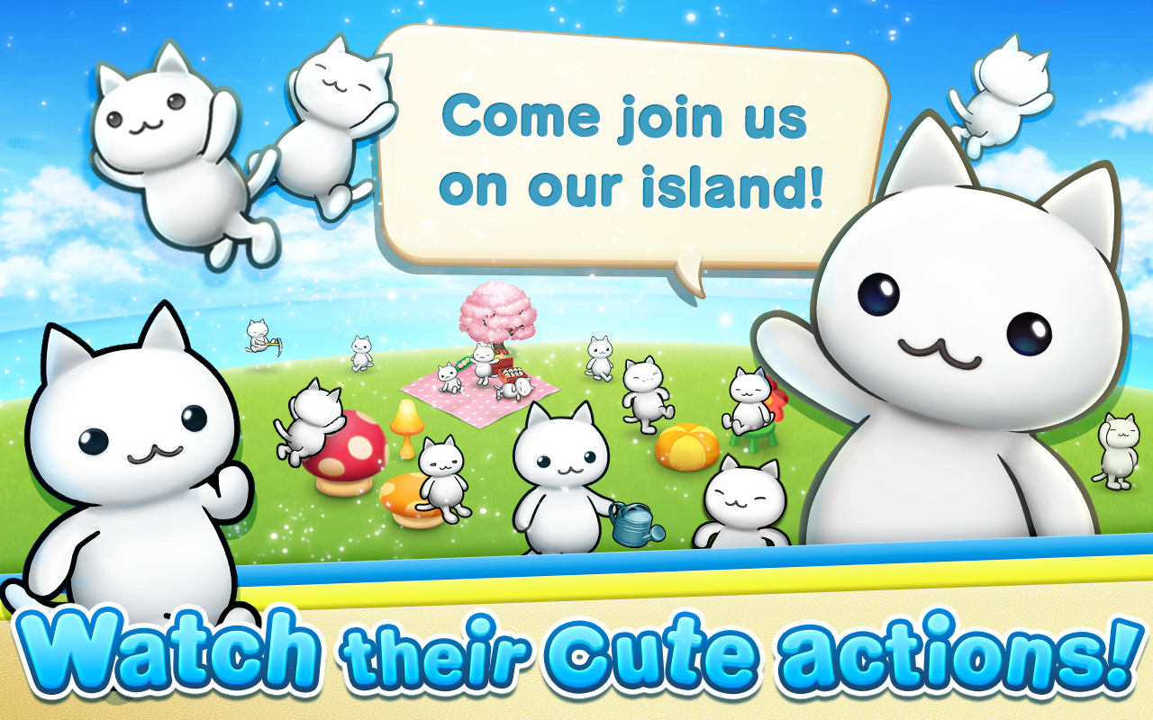 Screenshots of Meow Meow Star Acres for iPhone