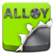 Alloy Lime Theme CM10.1