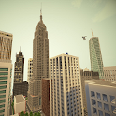 Perfect Tower City Minecraft