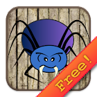 Spider Flood Free-Best Smasher icon