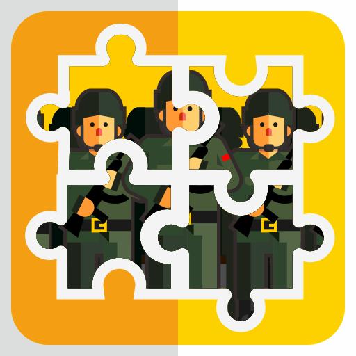 Jigsaw Occupation 休閒 App LOGO-APP試玩