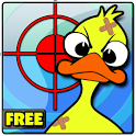 Duck Hunting Shooter Free icon