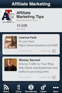 Affiliate Marketing- screenshot thumbnail