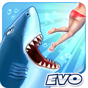 Hungry Shark Evolution v3.2.0 Mod APK (Unlimited Money)