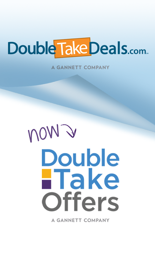 DoubleTakeDeals: Deals+Coupons - screenshot