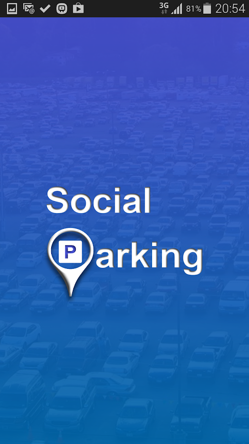 SocialParking- screenshot