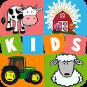 4 Pics 1 Word Kids icon