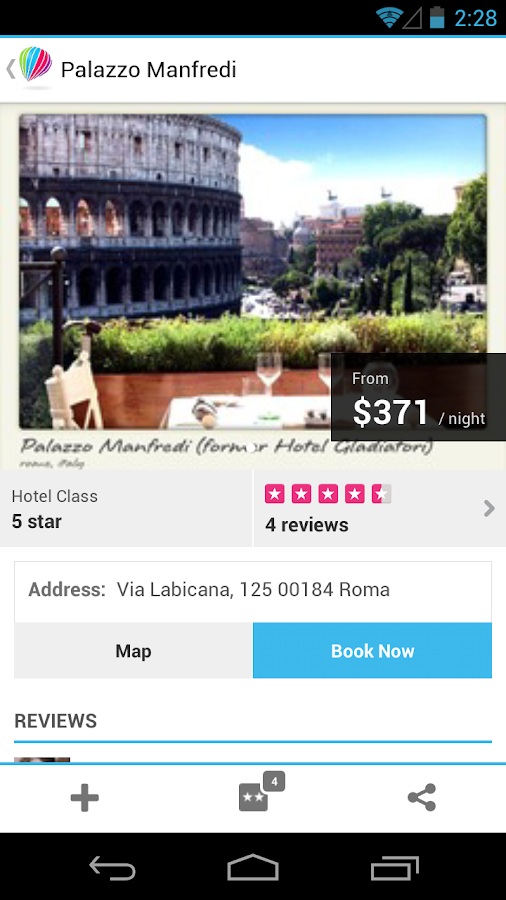Rome City Guide - Gogobot - screenshot
