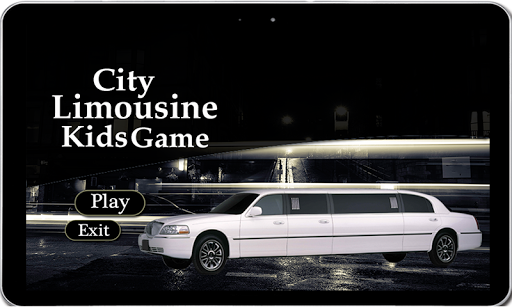 City Limousine Kids Game