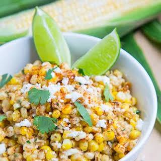 Esquites (Mexican Corn Salad).