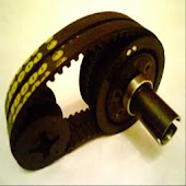 RPM And Pulley Diam Calculator