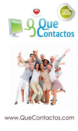 QueContactos Dating in Spanish 1.4.16 screenshot 1418006