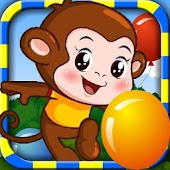 Jungle Monkey Jmuping