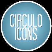 Circulo (apex nova adw icons)