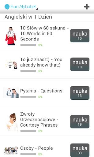 【免費教育App】Fiszkoteka - Euro Alphabet-APP點子