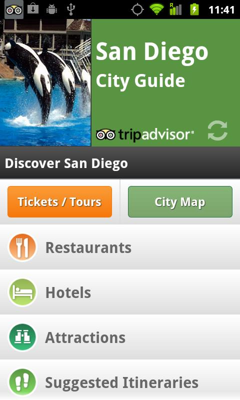 San Diego City Guide screenshot #1