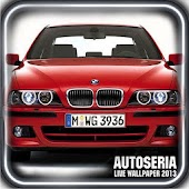 BMW Models HD live wallpaper
