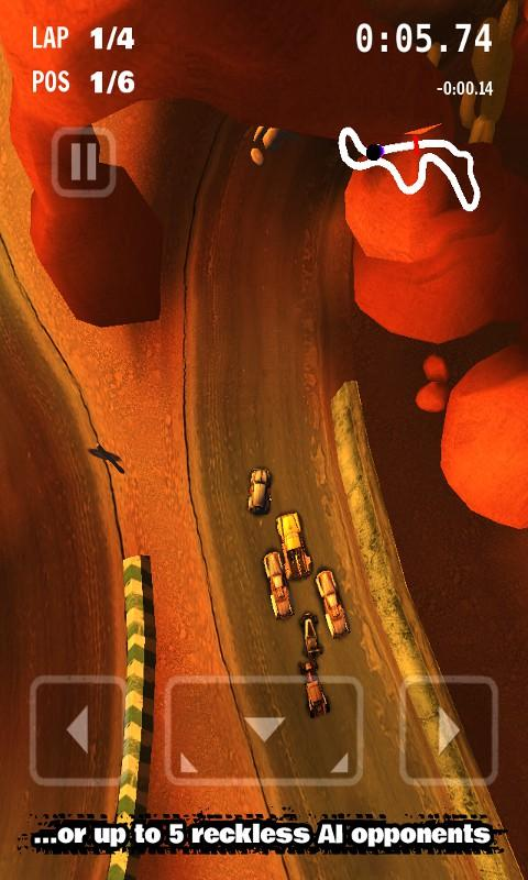 CarDust Free - screenshot
