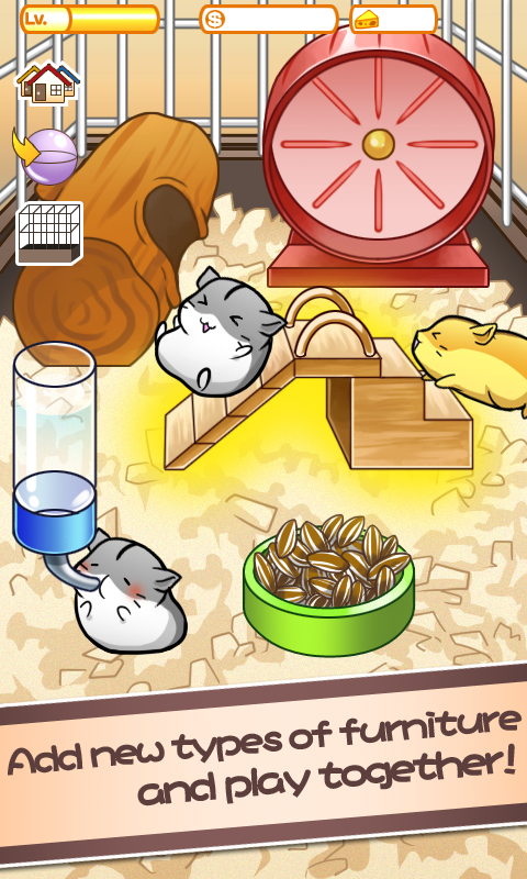 Hamster Life - screenshot