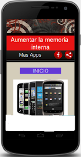 aumentar memoria interna link2 - screenshot thumbnail