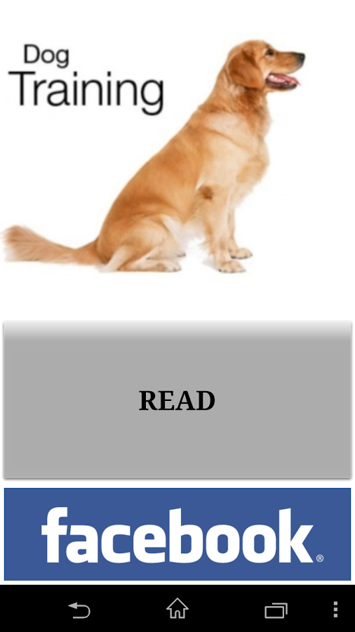 Audio Book - Dog Training - screenshot