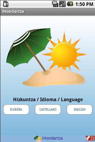 iHondartza- screenshot