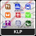 Kuala Lumpur NOMADA Maps logo